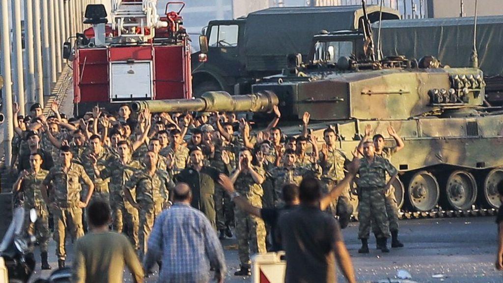Why did Turkish coup plot fail? - BBC News