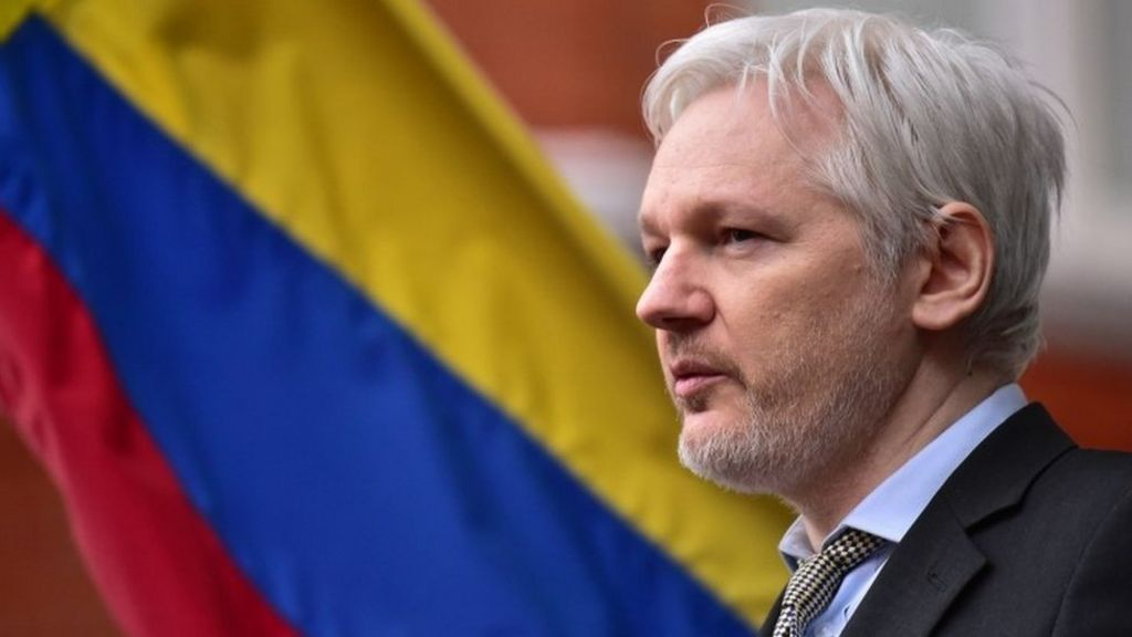Julian Assange: Sweden drops rape investigation