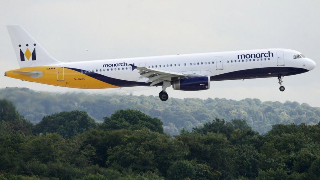 How will Monarch customers be affected?