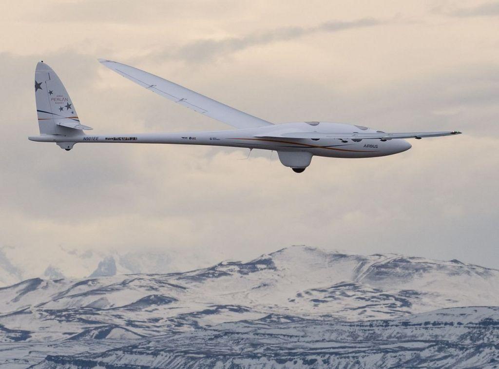 Two-pilot glider team sets altitude record