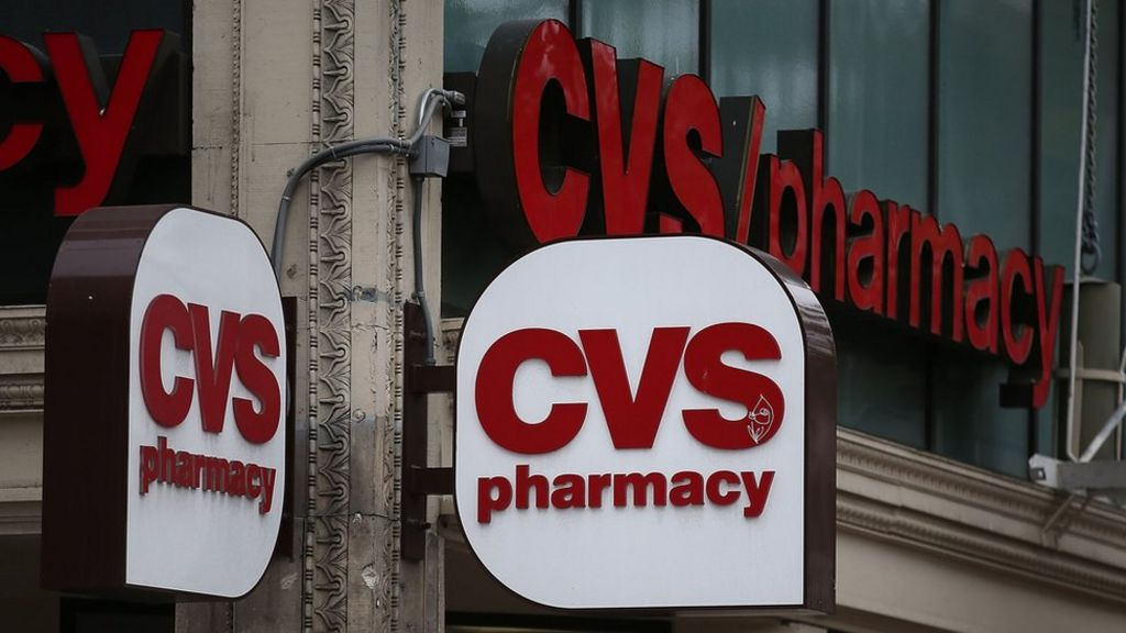 us pharmacy firm cvs to buy health insurer aetna for  69bn