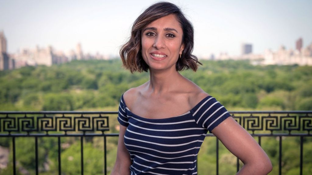 Anita Rani: BBC pay gap 'also about race and class'