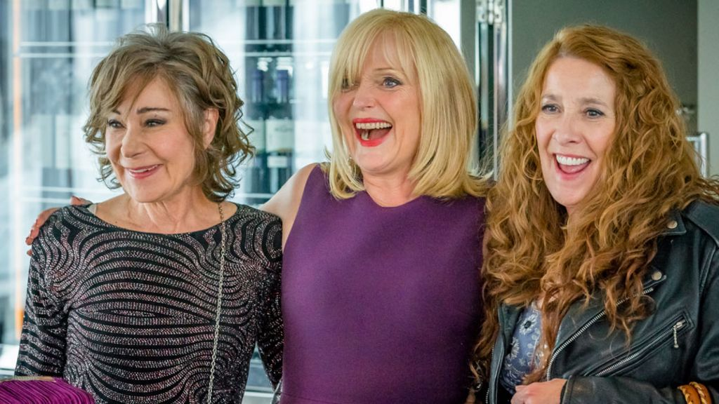 Kay Mellor on Girlfriends and glass ceilings