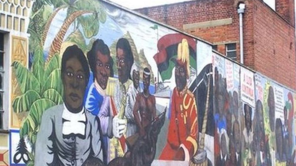 Reading black history mural to be restored before site for Mural history