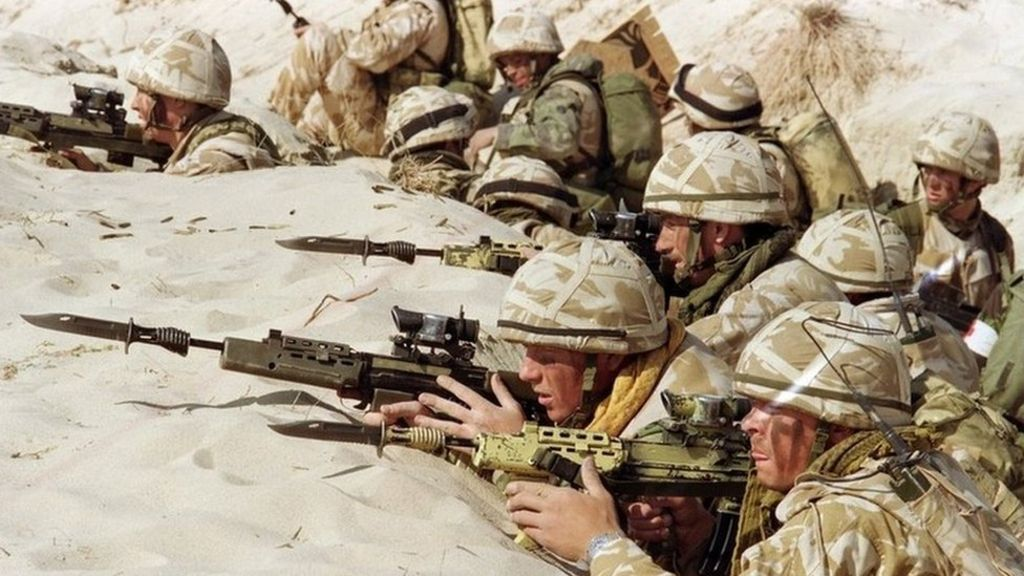 desert storm research paper The air campaign, operation desert storm, began on the 17 january 1991   the time lag between the gulf conflict and current research activities is over 10   this is a seminal and highly readable paper reviewing gulf war health in the.