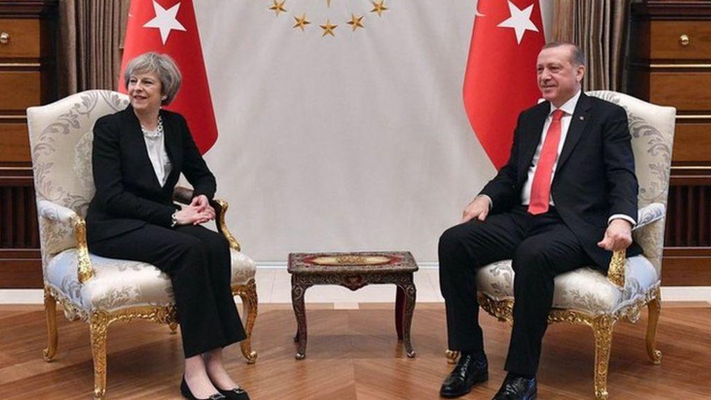 UK agrees £100m Turkey defence deal