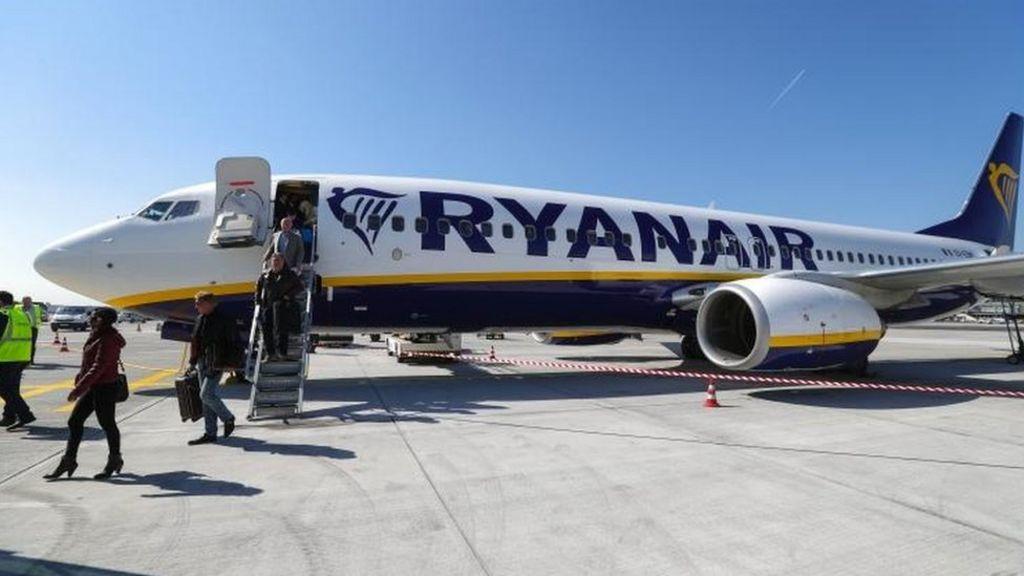 Ryanair moves towards recognise pilot unions