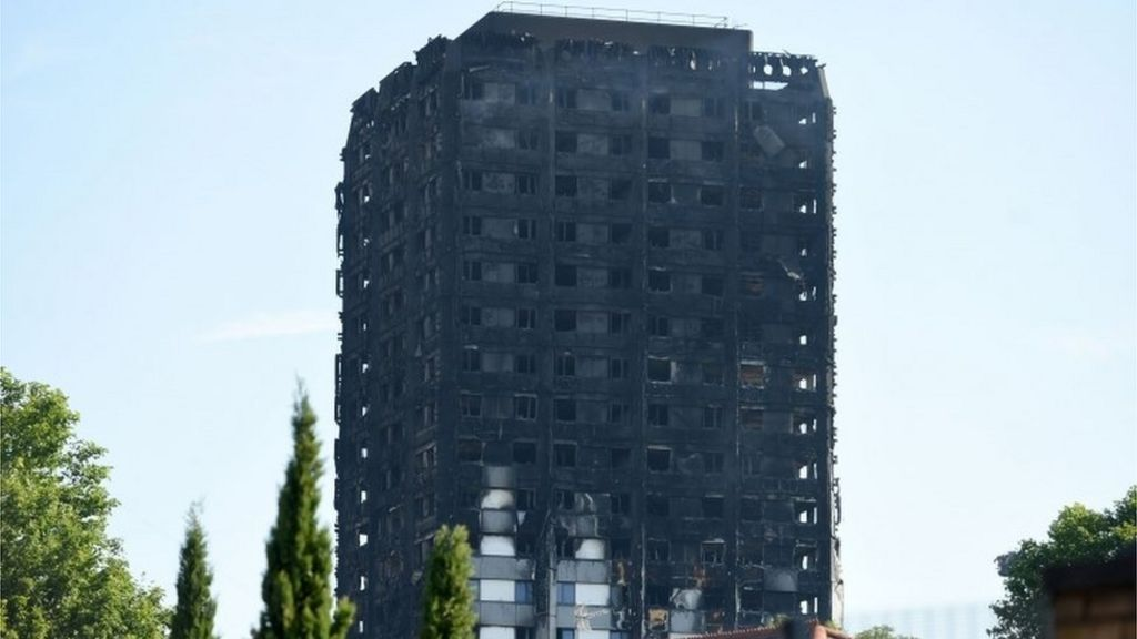 Grenfell fire: Chairman prepared to hold 'very broad' inquiry