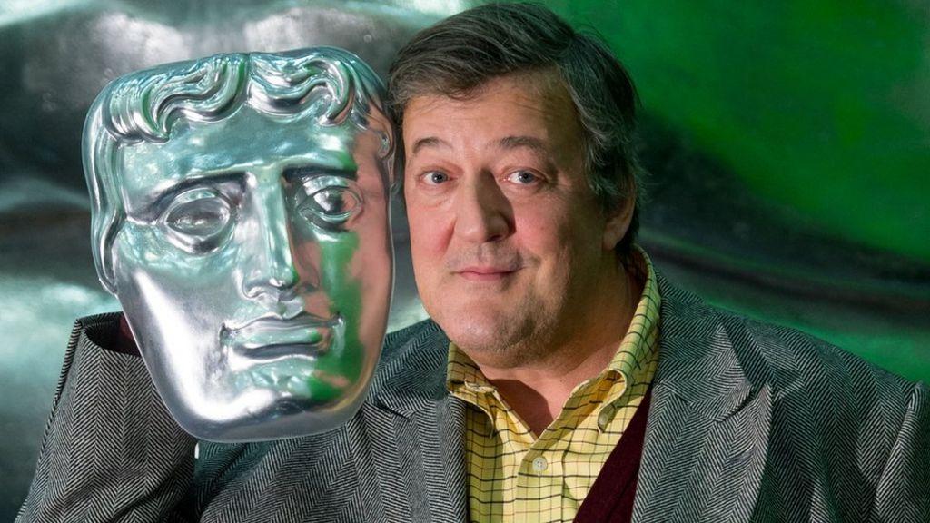 Stephen Fry steps down as Bafta Film Awards host