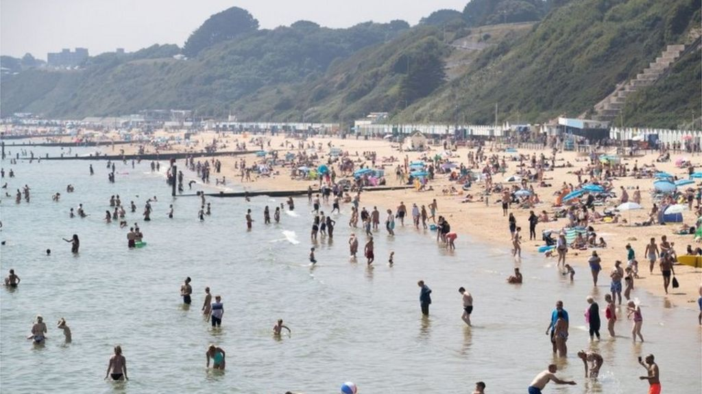 Warning as temperatures continue to rise across England