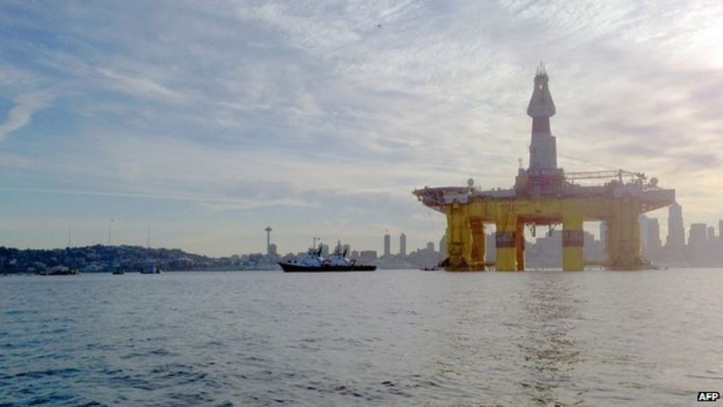 Oil Drilling in the Arctic