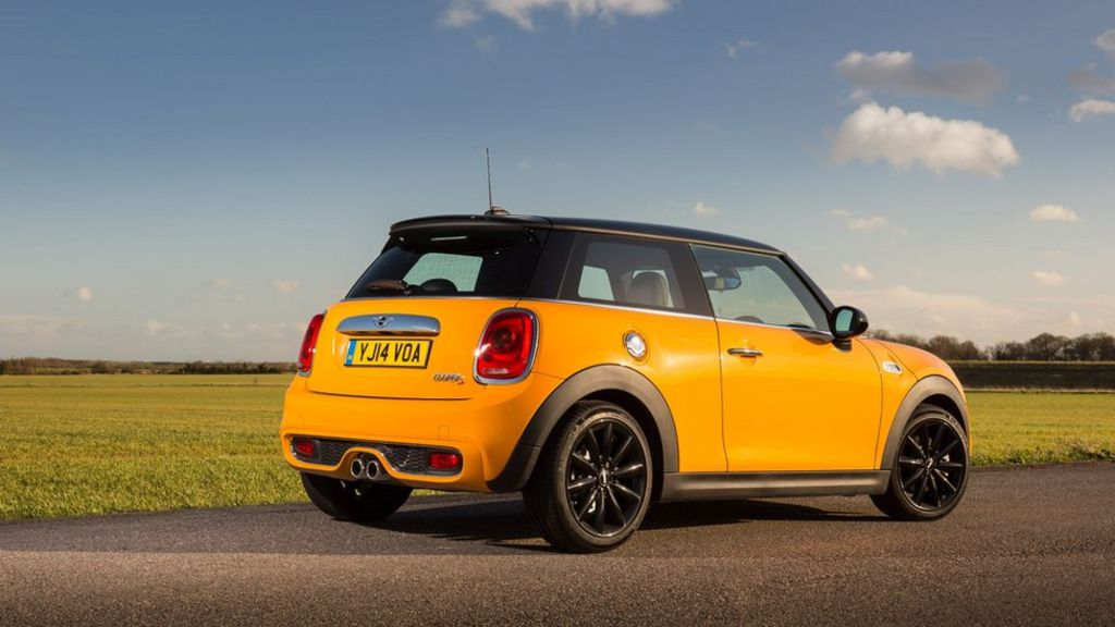Electric Mini to be built in Oxford - BBC News