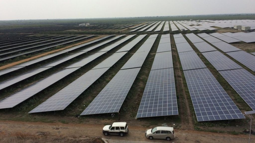 solar farm business plan in india