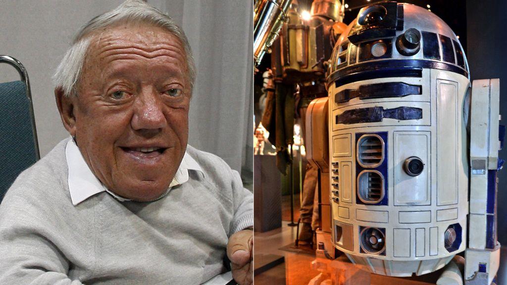 Kenny Baker, Star Wars R2-D2 actor, dies aged 81 - BBC News