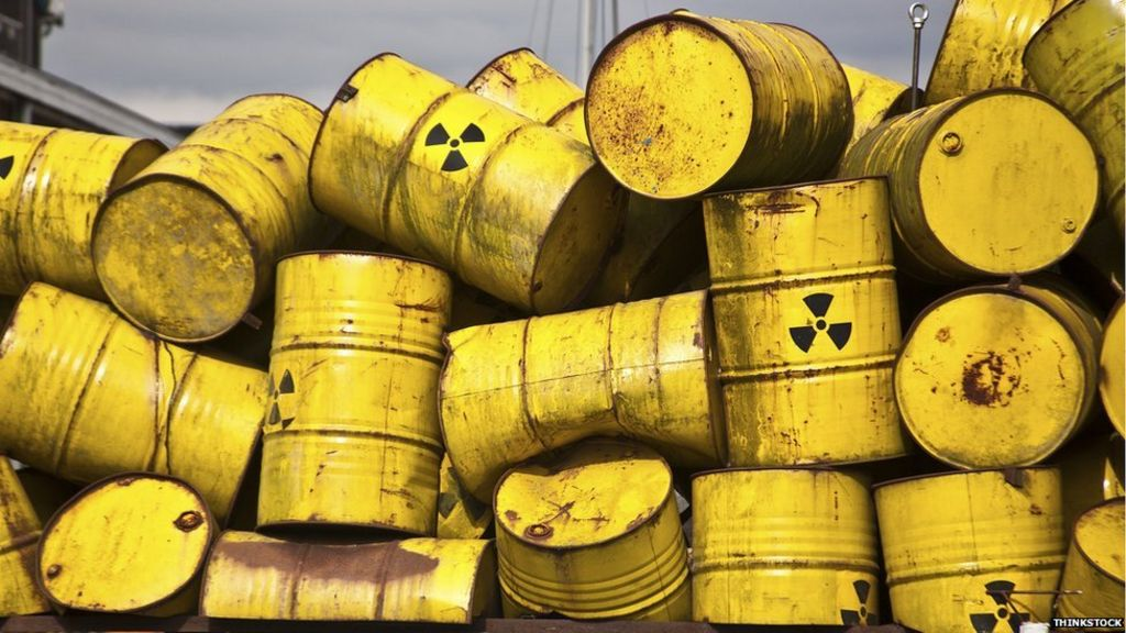 Hardest sell: Nuclear waste needs good home - BBC News