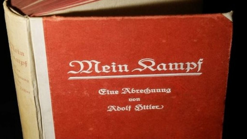 Annotated Hitler's Mein Kampf to be published in Germany - BBC News