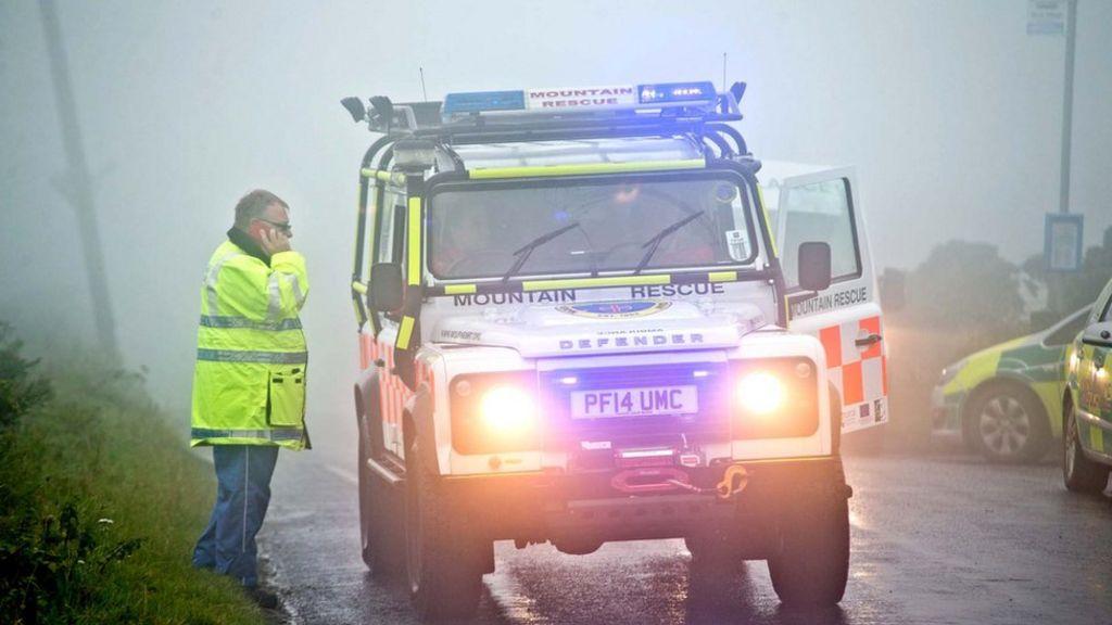 Forty children in mountain emergency