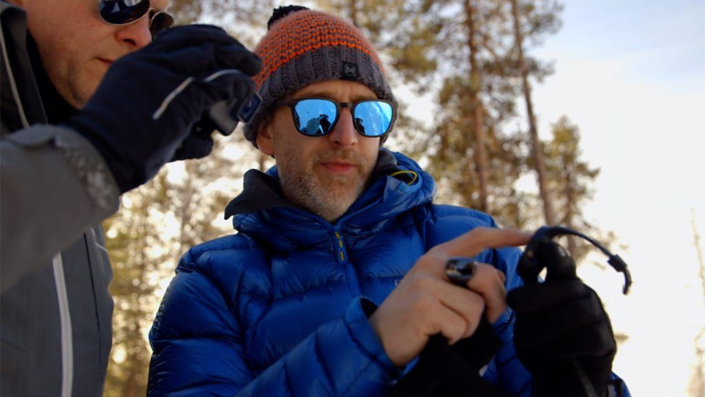 Latest Technology Tested Out in Arctic Circle Trek