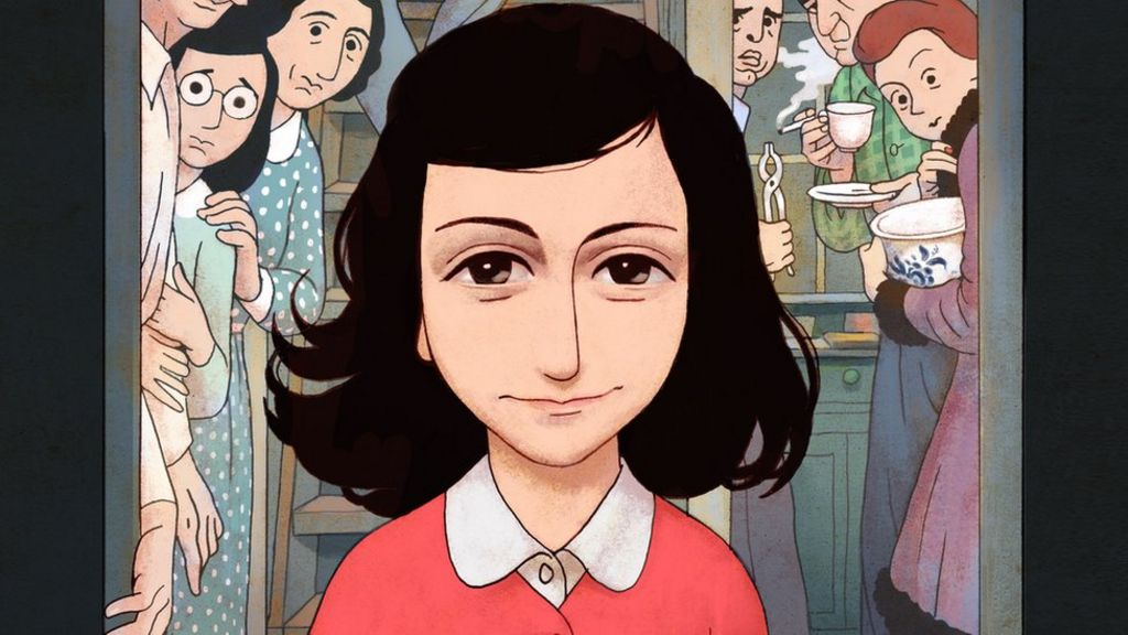 Diary of Anne Frank turned into graphic novel