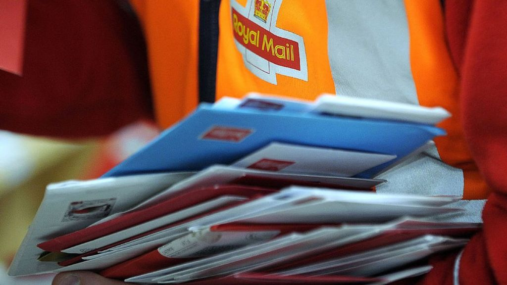 Royal Mail staff vote for strike ballot over pensions