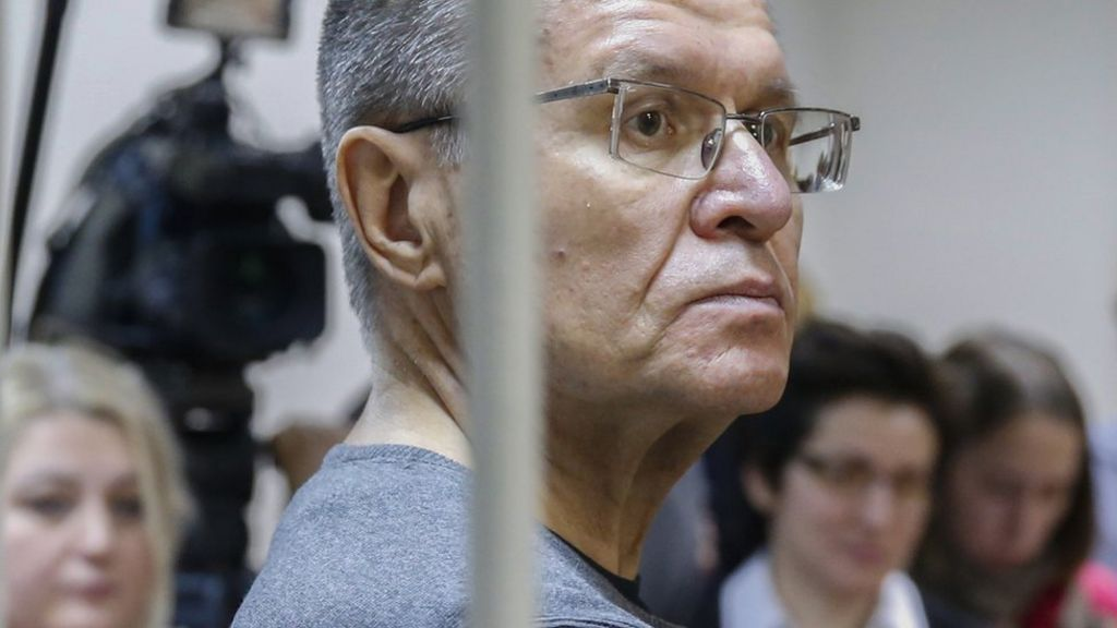 Russian ex-minister guilty of bribery