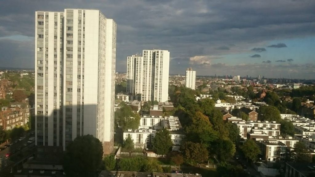 Cladding to be removed from five Chalcots tower blocks