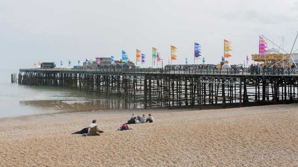 Hastings Pier wins 2017 Riba Stirling Prize