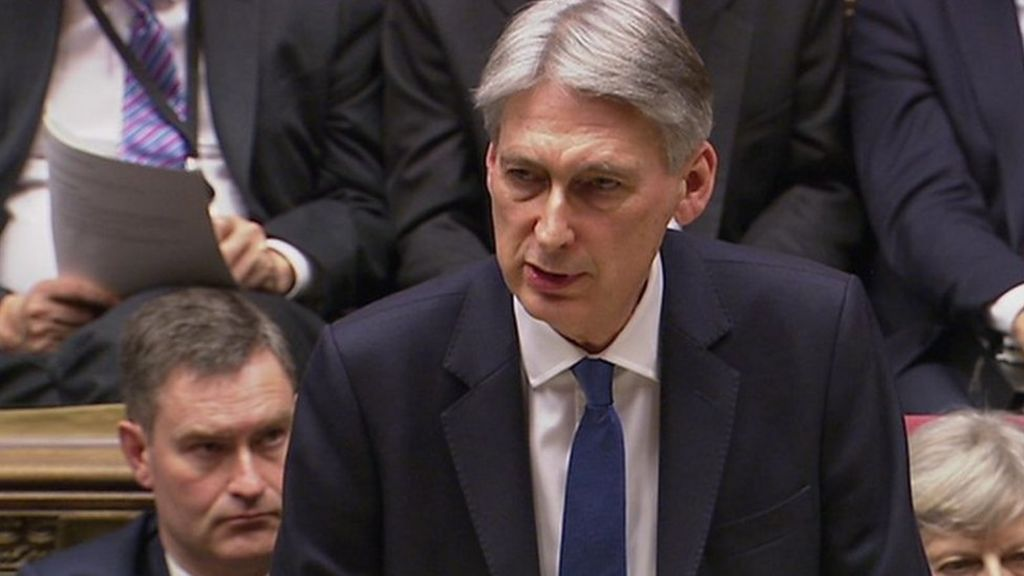 Chancellor Philip Hammond 'to target housing and NHS'