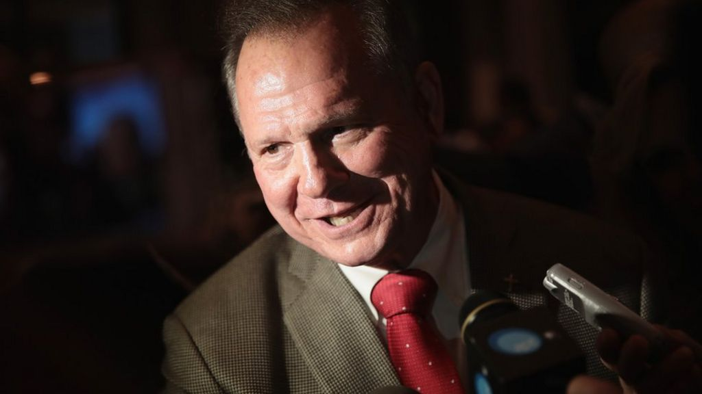 Why Roy Moore can still win in Alabama