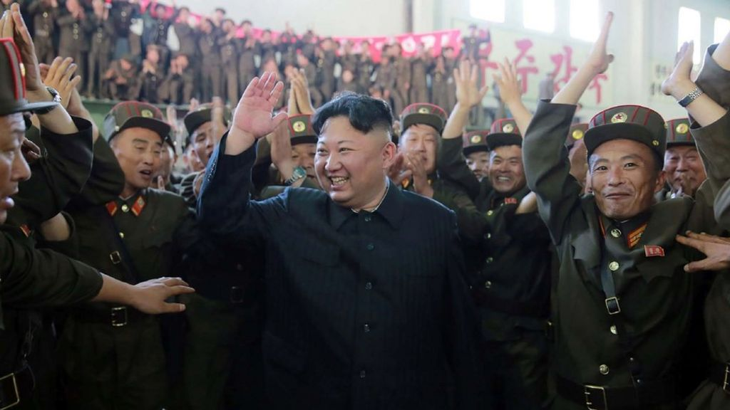 North Korea crisis: What does Kim Jong-un really want?