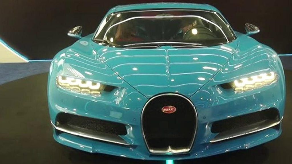 how do you sell the fastest sports car in the world bbc news. Black Bedroom Furniture Sets. Home Design Ideas