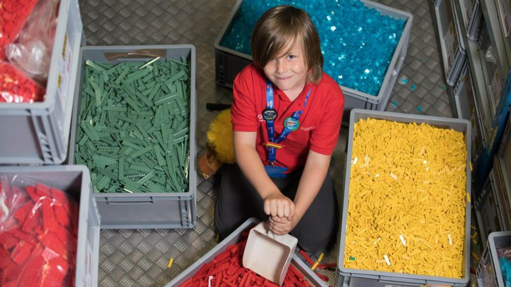 6 Year-old applies for job at legoland as model builder with 'lots of experience'