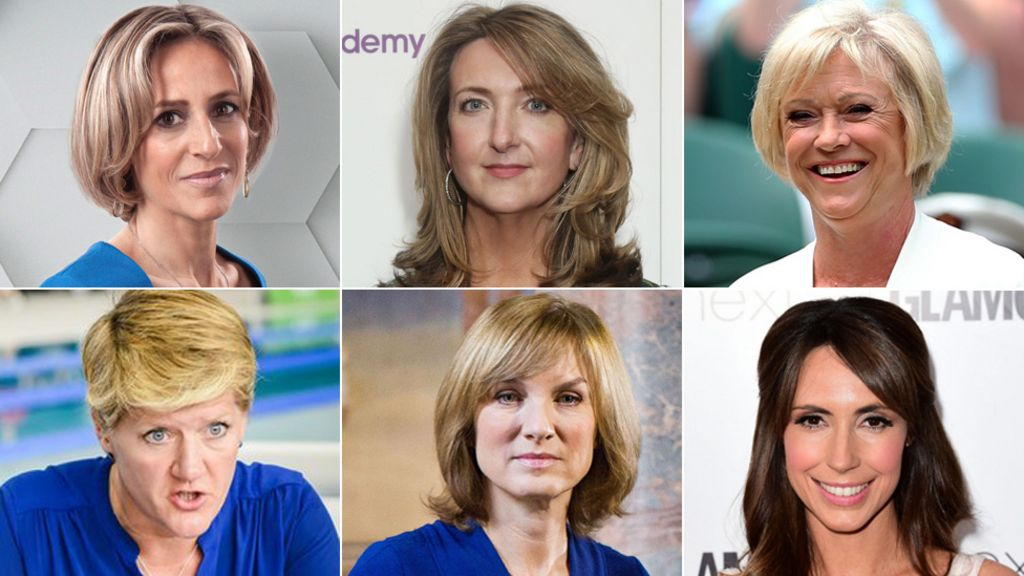 Female stars call on BBC 'to sort gender pay gap now'