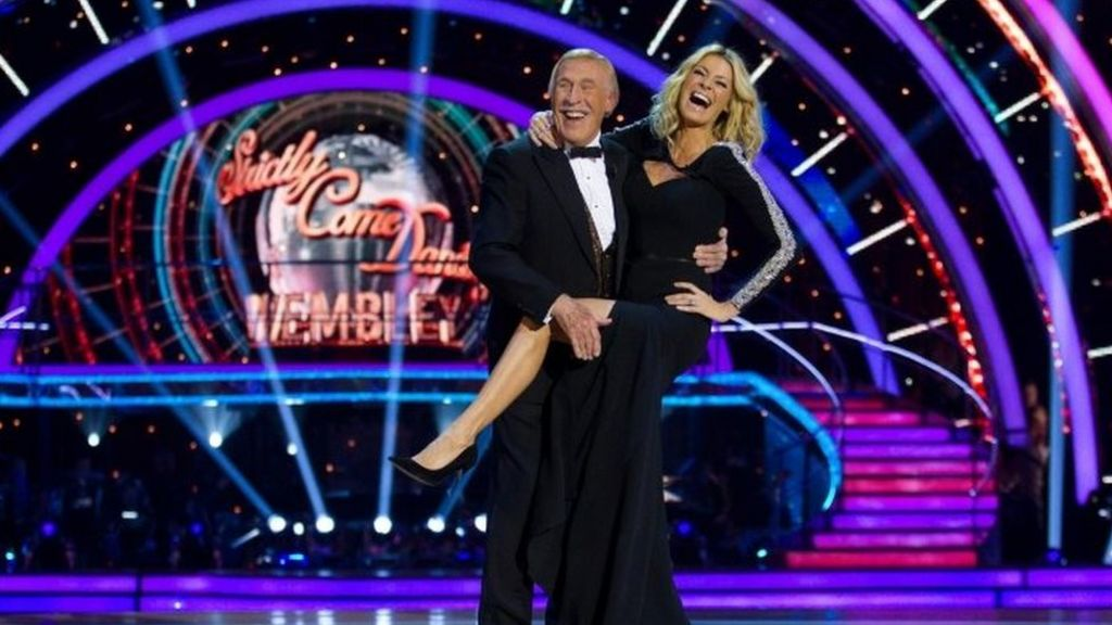 Sir Bruce Forsyth: Strictly pays tribute to former host