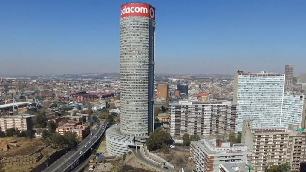 Ponte Tower: Urban slum transformed to tourist attraction - BBC News