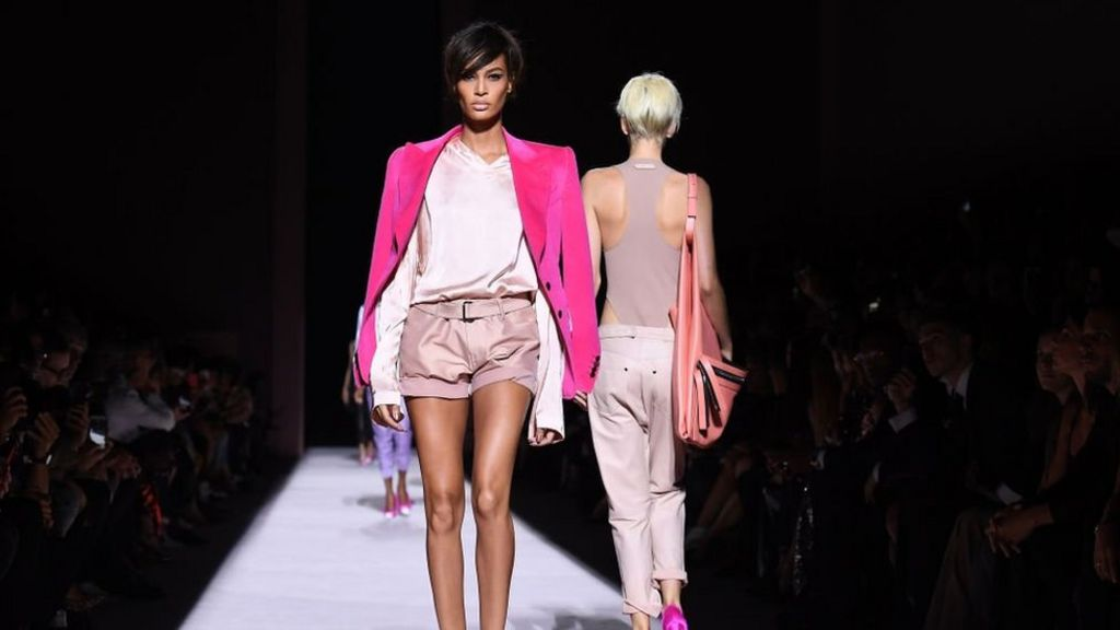 Tom Ford opens New York Fashion Week with Gigi Hadid and Kendall Jenner