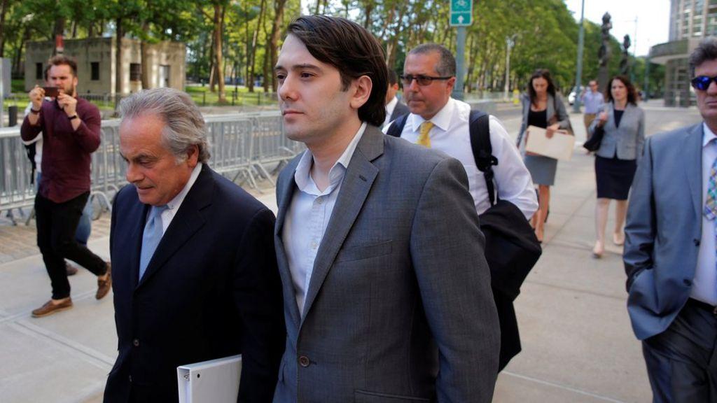 \'Pharma bro\' Martin Shkreli fraud trial opens in New York