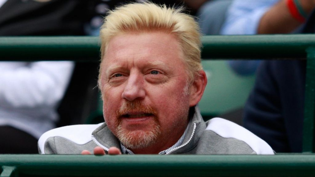 Wimbledon champion Boris Becker declared bankrupt