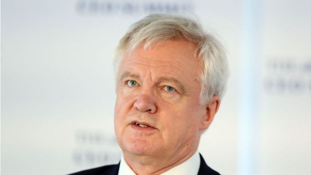 Theresa May has 'hamstrung' David Davis in Brexit talks