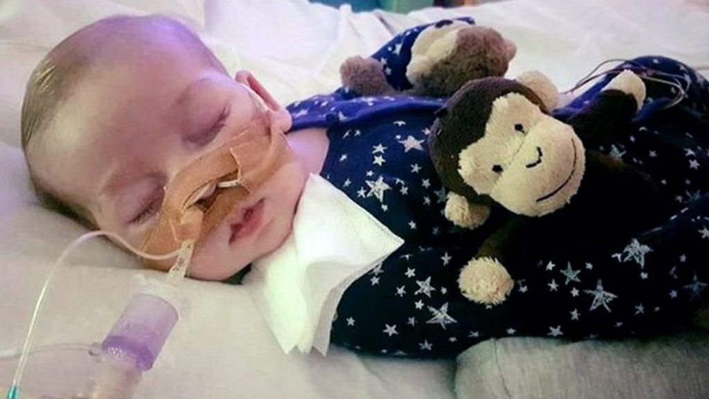 Charlie Gard parents give up legal fight
