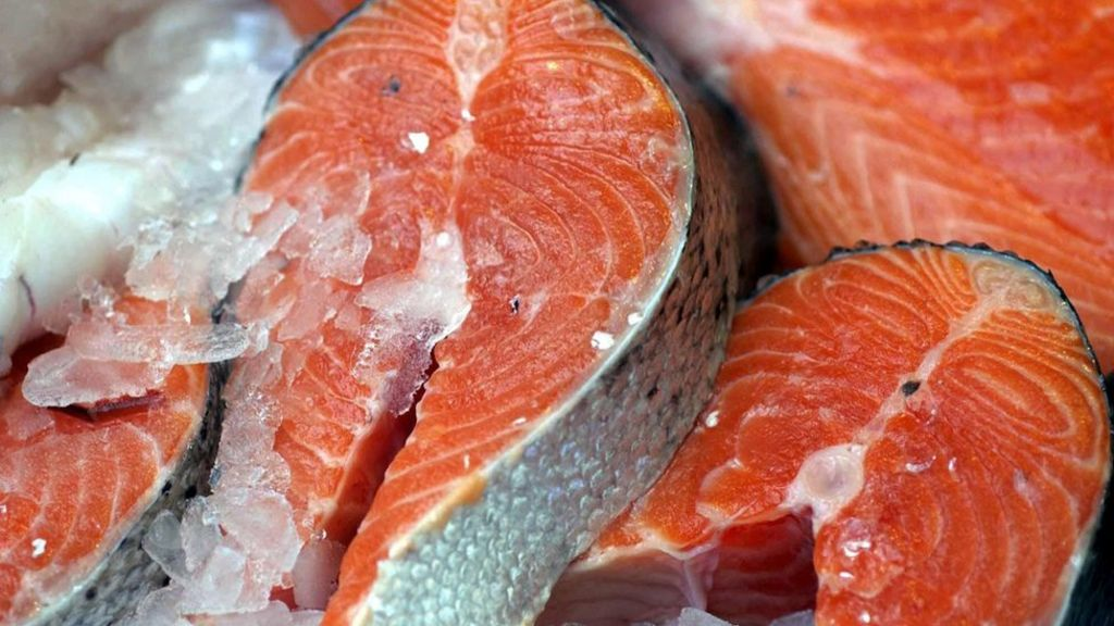 Salmon sales surge as UK food exports hit record high