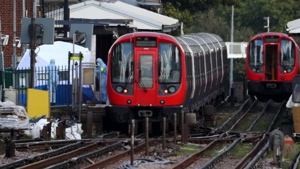 Parsons Green attack: Man charged with attempted murder