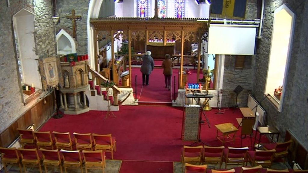 Hirwaun church thefts: £2k raised after Christmas Day raid
