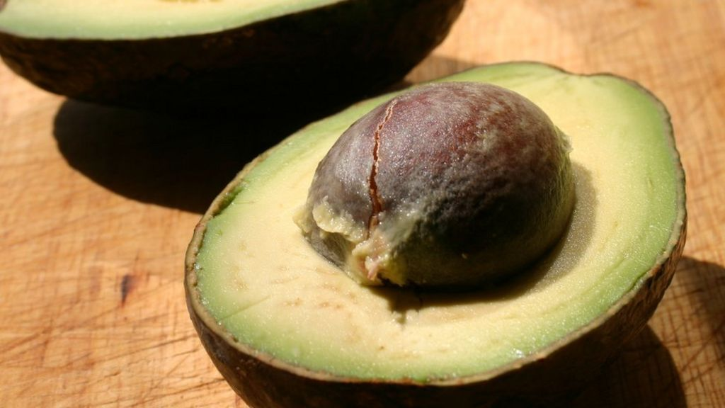 Hawaii avocado: Huge 'head-sized' fruit in world record bid