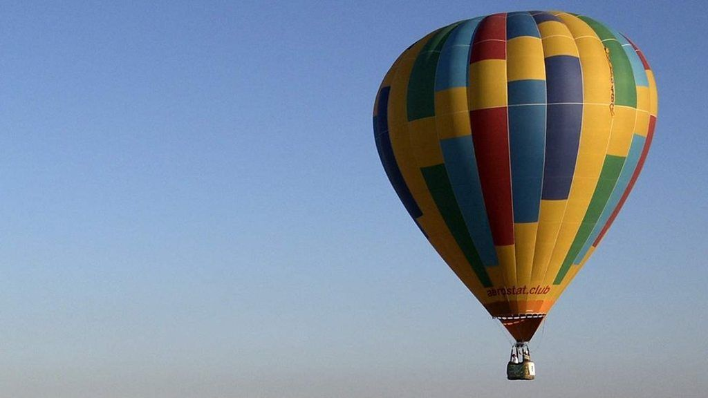 Why Beijing has banned hot air balloons