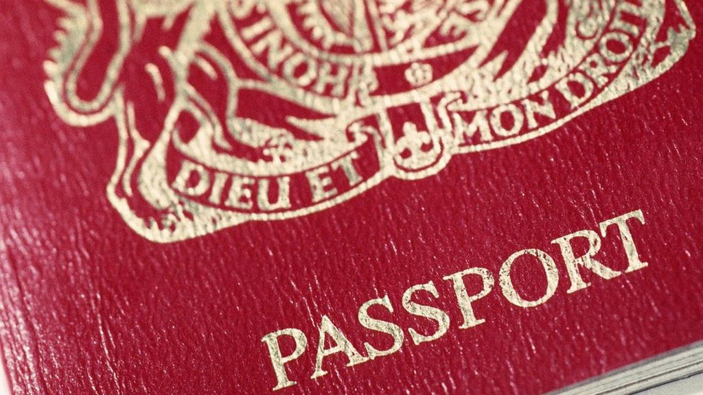 UK should 'degender' passports - MP