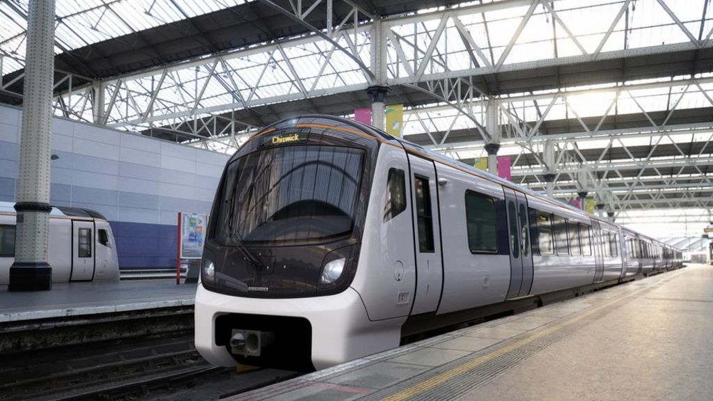 South Western orders new fleet of 90 trains