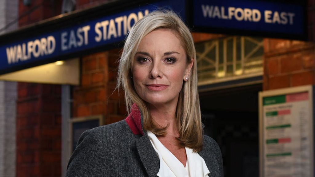 EastEnders: Tamzin Outhwaite to return as Melanie Owen ...