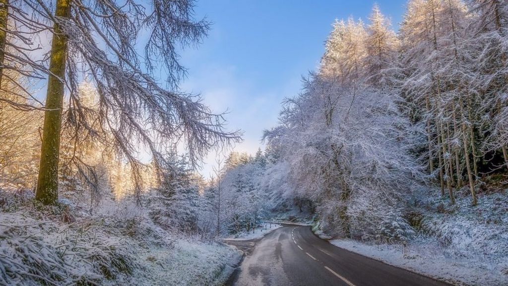 northern ireland snow  your wintry weather pictures