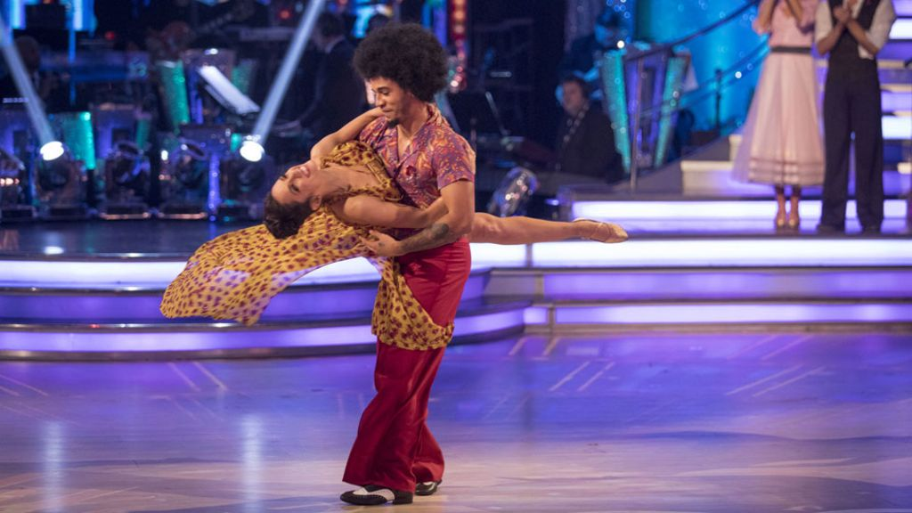 Strictly Come Dancing: Aston Merrygold decision defended by Shirley Ballas